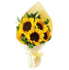 sunflower-bunch